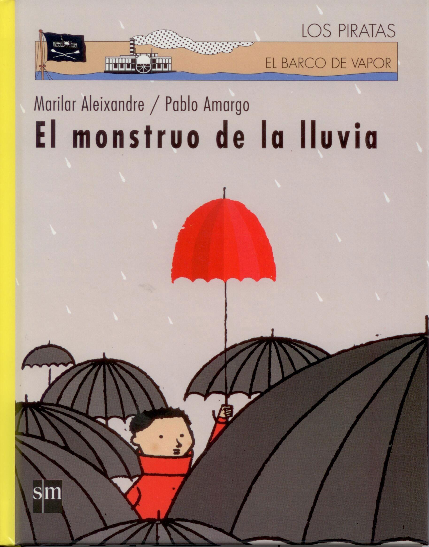 El monstruo de la lluvia